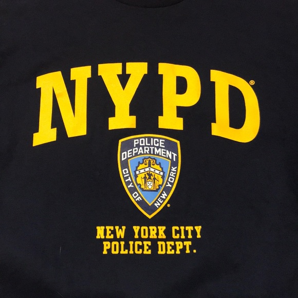 ff8c3c41f NYPD Shirts | New York City Police Department Shirt | Poshmark